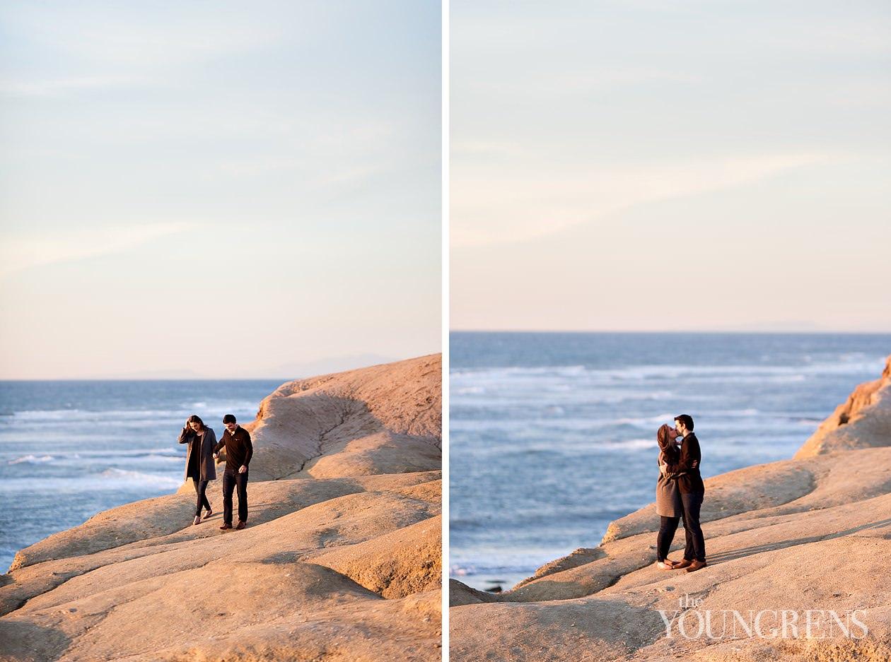 balboa park engagement, sunset cliffs engagement, san diego engagement, classic engagement, engagement session at balboa park, elegant balboa park engagement, beach engagement