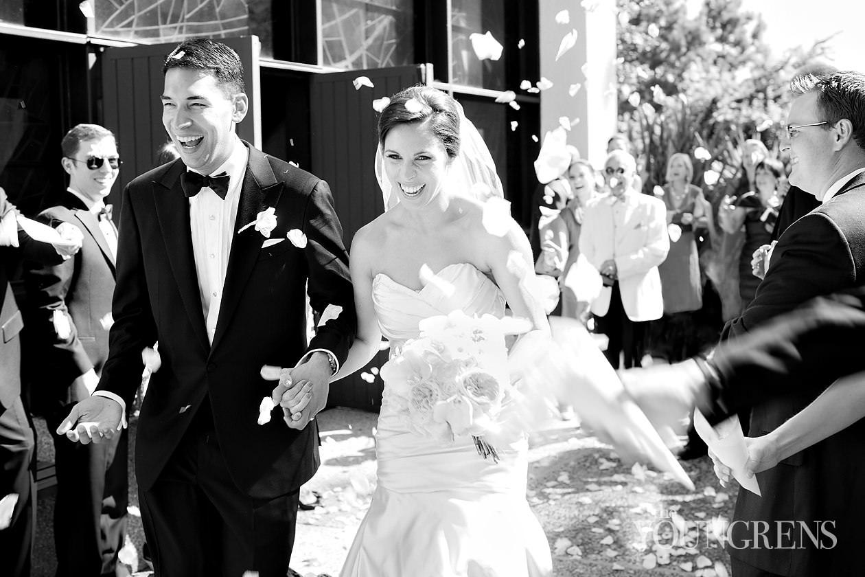 Fairmont Miramar Wedding Stefan And Morgan The Youngrens