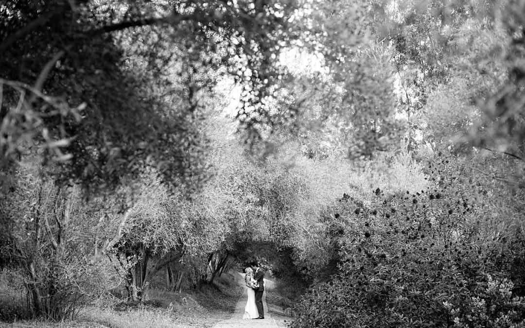 Rancho Valencia Wedding, Part Two  Garrett and Jacquie