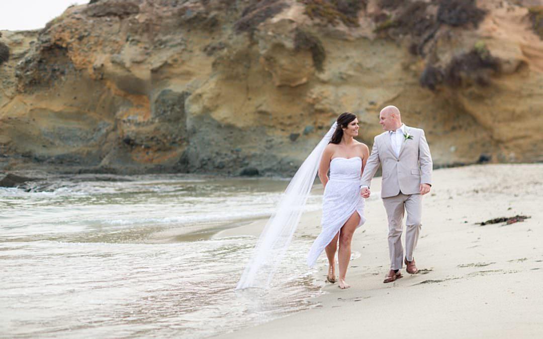Montage Laguna Beach Wedding | Max and Susan