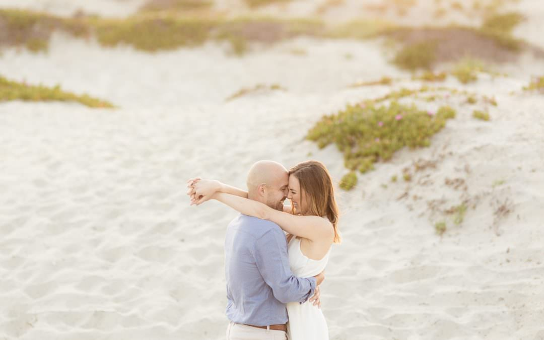 Coronado Island Engagement | Kyle and Kelsey